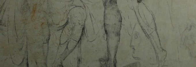 Hidden Michelangelo in Florence. Drawings emerged from a secret room!