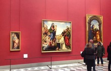 Florence with Uffizi Gallery and Michelangelo's David at Accademia
