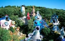 Capalbio & the Tarot Garden by Niki de Saint Phalle
